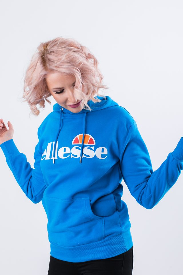Bluza Ellesse  <br/><small>TORICES OH HOODED SGA03244 BLUE </small>
