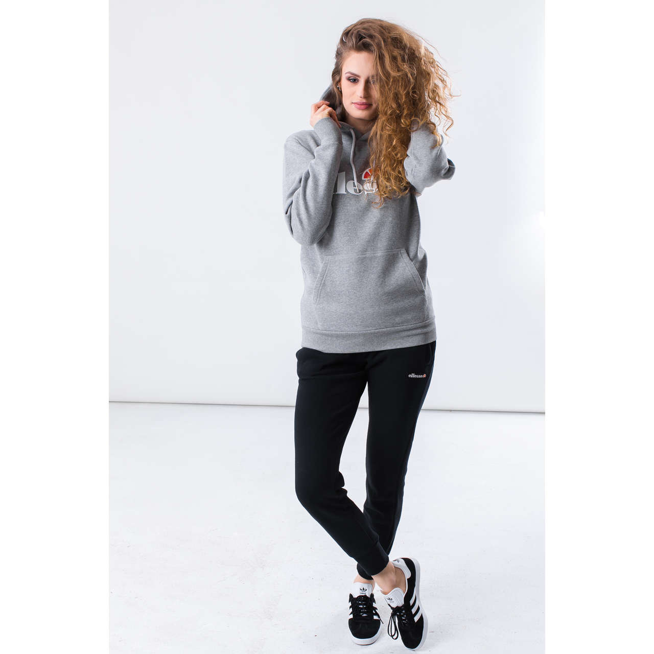 Bluza Ellesse  <br/><small>TORICES GREY MARL </small>  SGS03344 Grey Marl
