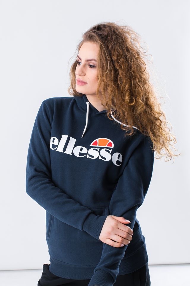 Bluza Ellesse  <br/><small>TORICES NAVY </small>  SGS03344