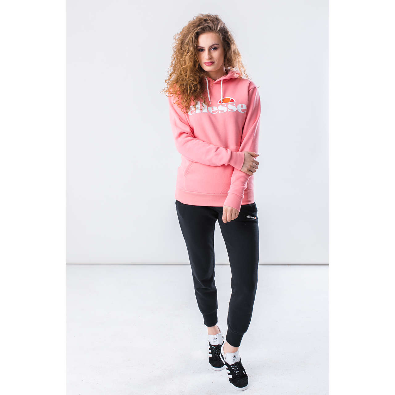 Bluza Ellesse  <br/><small>TORICES PINK </small>  SGS03344 Pink