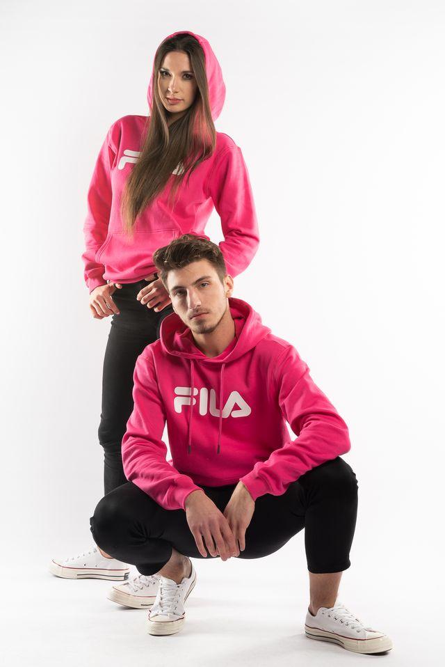 Fila PURE HOODY A163 PINK YARROW 681090-A163