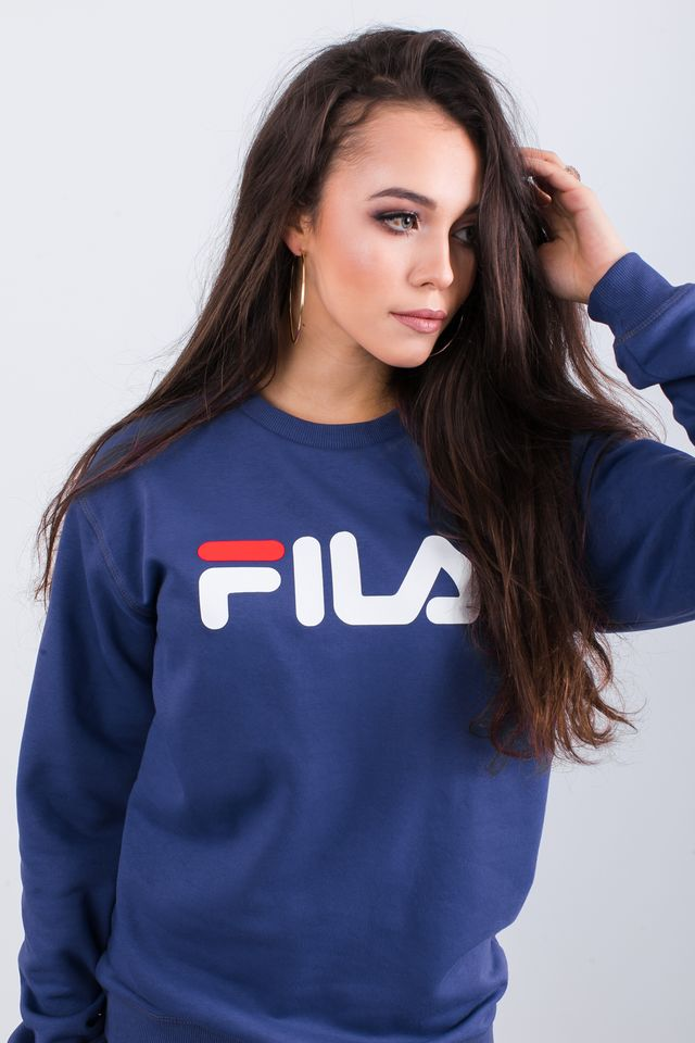 Fila PURE CREW SWEAT 170 BLACK IRIS 681091-170