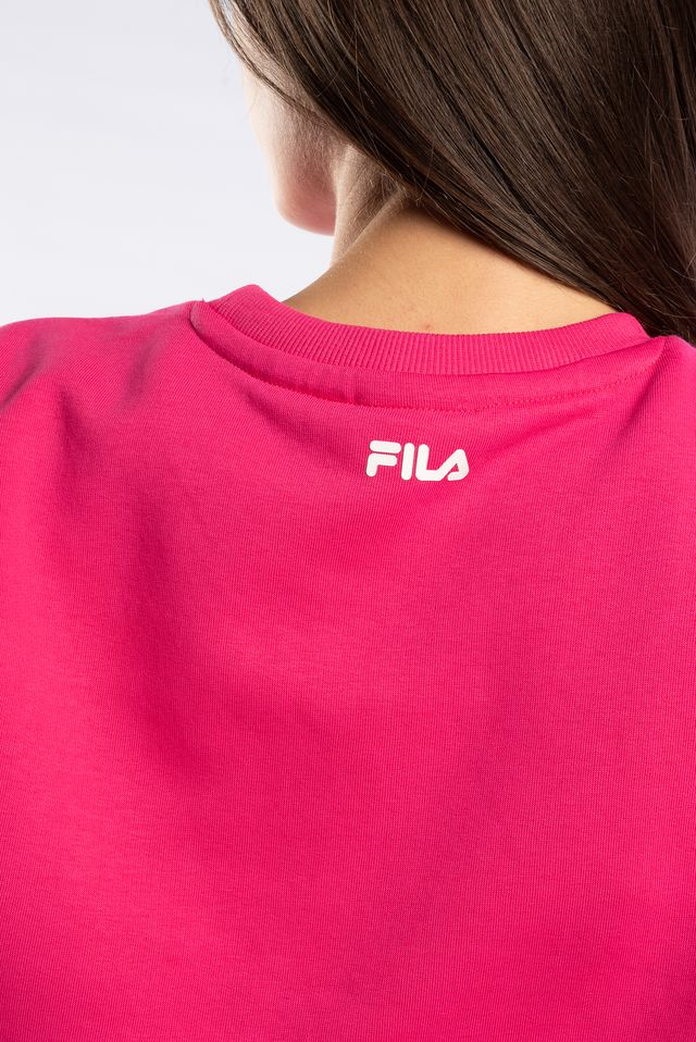 Bluza Fila  <br/><small>PURE CREW SWEAT A163 PINK YARROW </small>  681091-A163