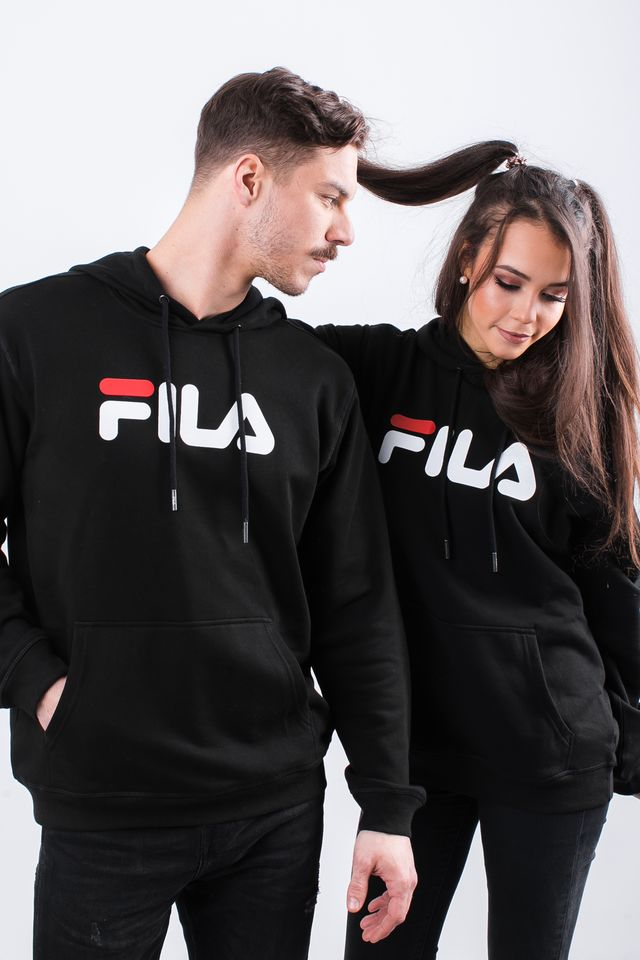 Fila PURE HOODY 002 BLACK 681090-002