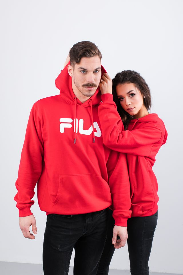 Fila PURE HOODY 006 TRUE RED 681090-006