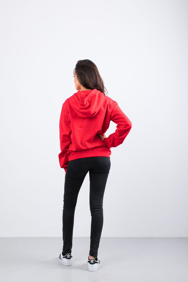 Bluza Fila  <br/><small>PURE HOODY 006 TRUE RED </small>  681090-006