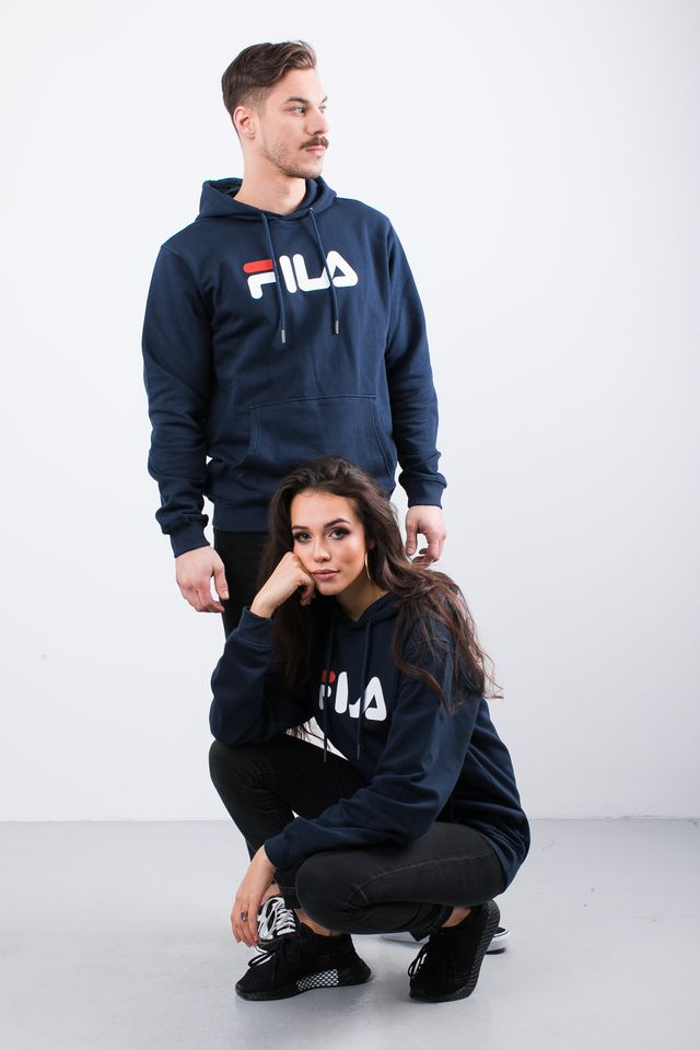 Fila PURE HOODY 170 BLACK IRIS 681090-170