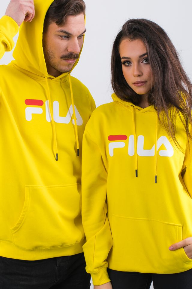 Fila PURE HOODY V51 EMPIRE YELLOW 681090-V51