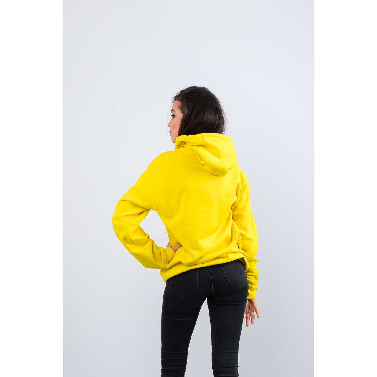 Bluza Fila  <br/><small>PURE HOODY V51 EMPIRE YELLOW </small>  681090-V51