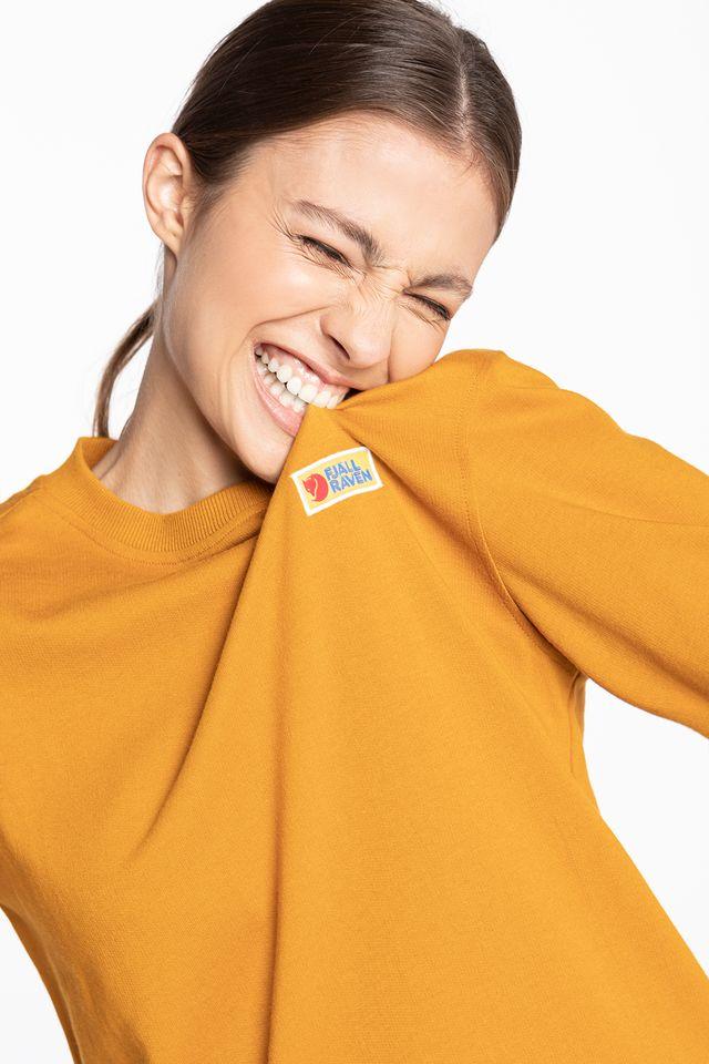 Fjallraven Vardag Sweater W 519 ACORN F83519-166