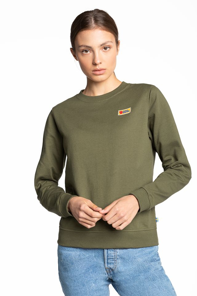 GREEN Vardag Sweater W 519