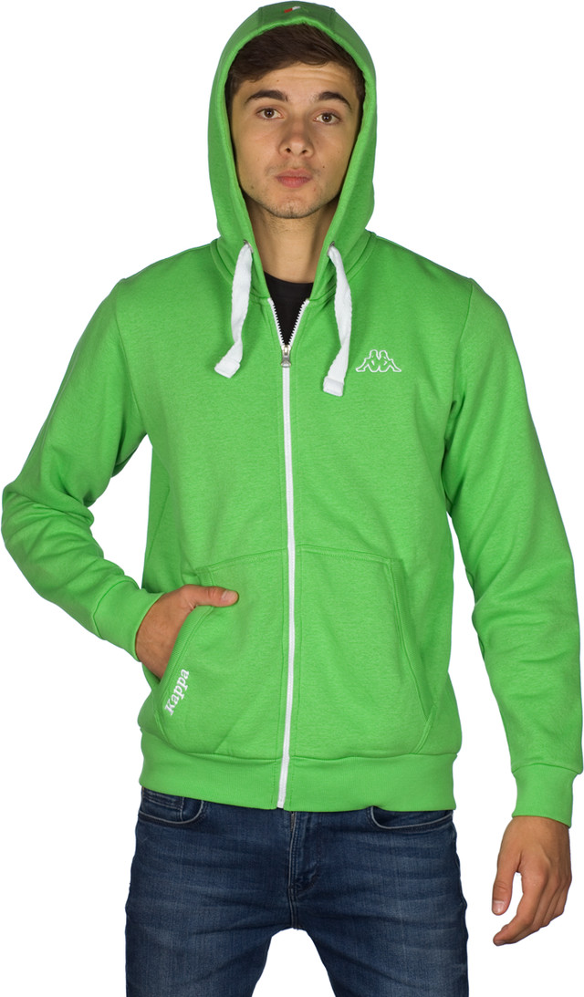 Bluza Kappa  <br/><small>Roan Hooded Sweatjacket 317 </small>  303241-317