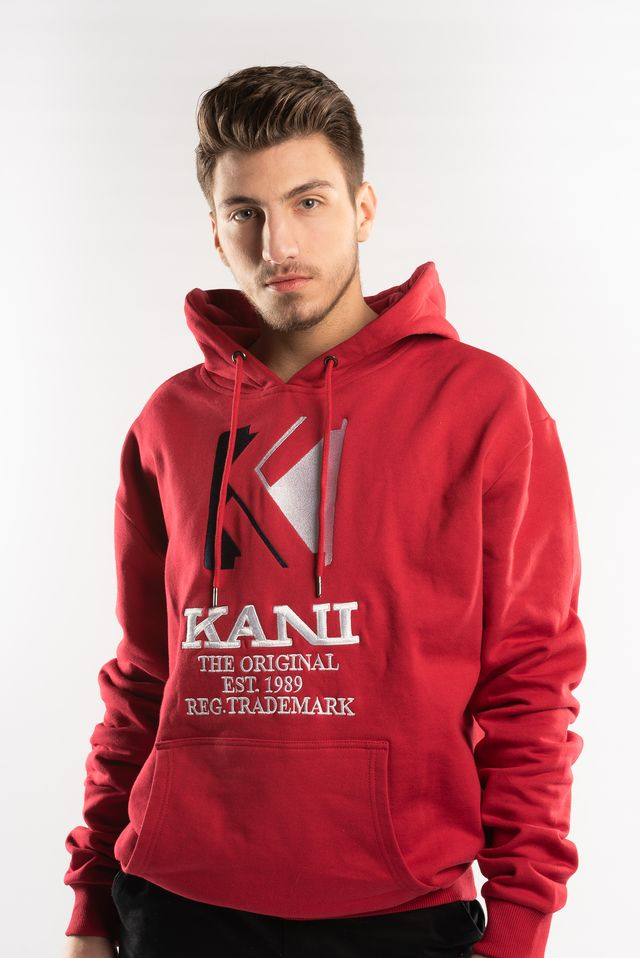 Bluza Karl Kani  <br/><small>OG HOODIE RED/WHITE/BLUE </small>  6021461