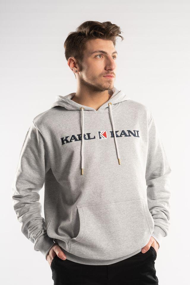 Karl Kani RETRO HOODIE GREY 6021379