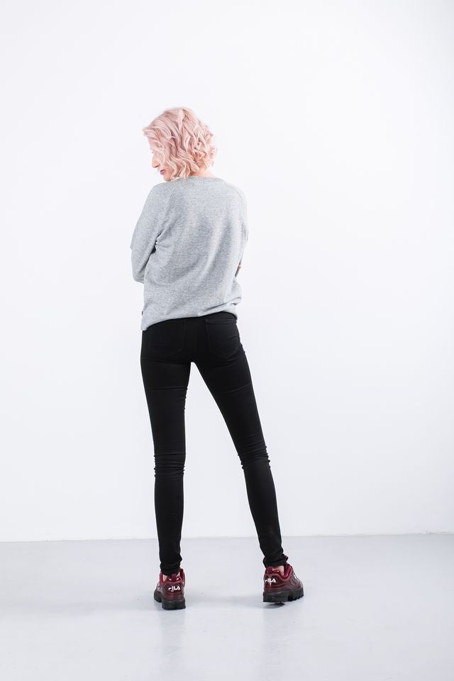 Bluza Levi's  <br/><small>RELAXED GRAPHIC 0000 HOUSEMARK SMOKESTACK </small>  29717-0000