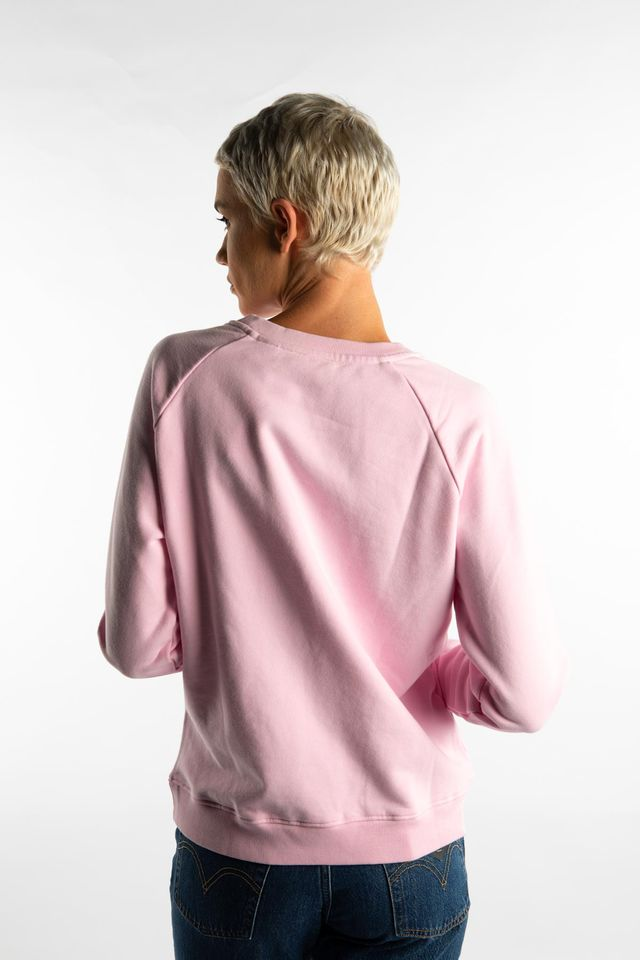 Bluza Levi's  <br/><small>RELAXED GRAPHIC CREW 0034 PINK LADY </small>  29717-0034