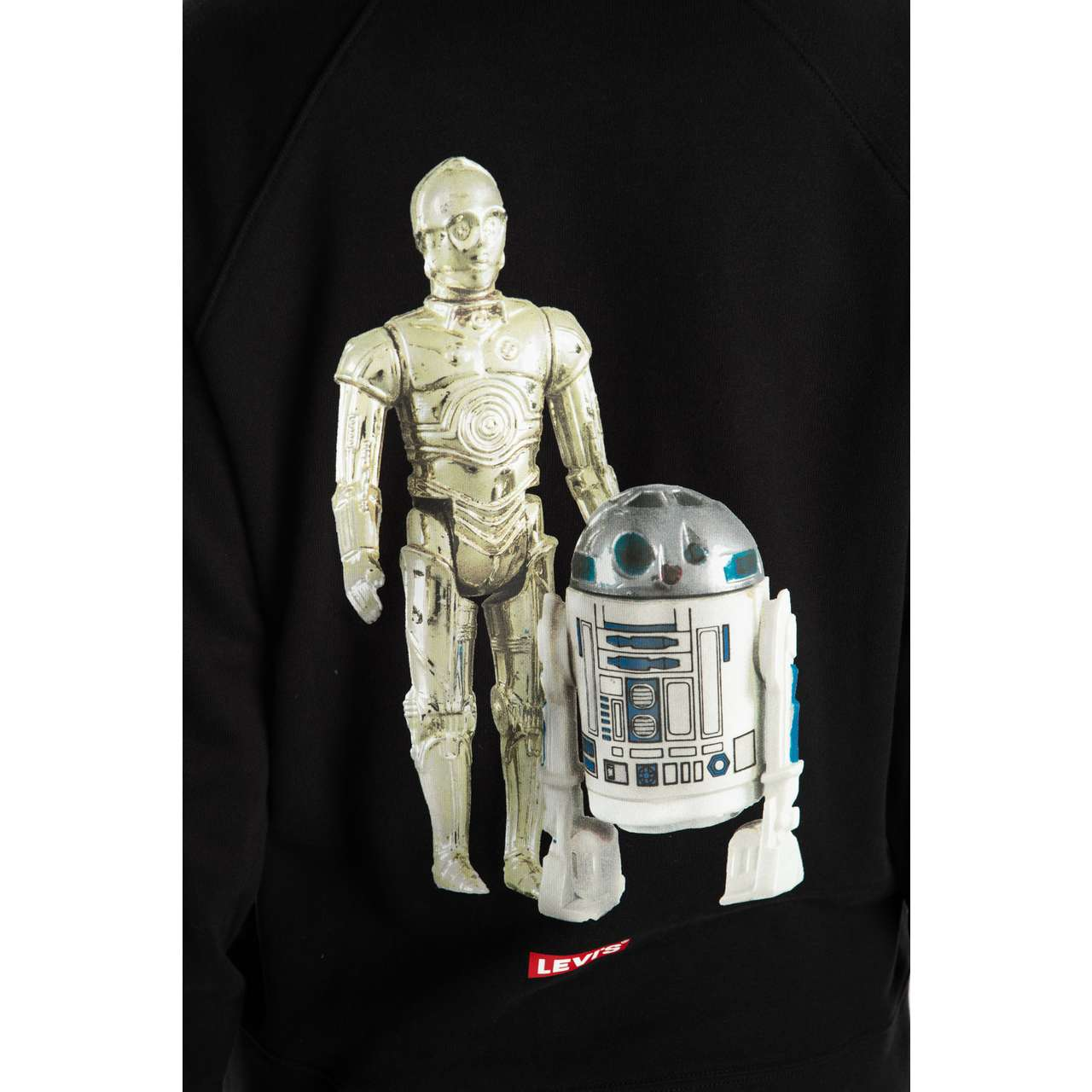 Bluza Levi's  <br/><small>STAR WARS GRAPHIC SPORT HOODIE 0152 BLACK </small>  35946-0152