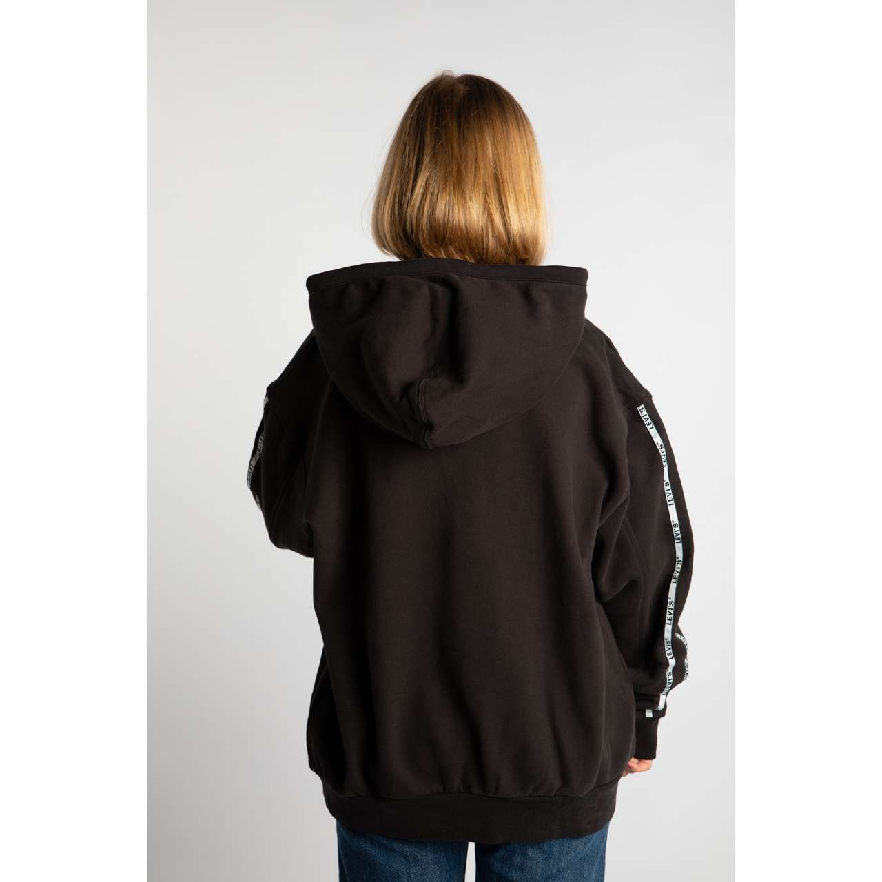 Bluza Levi's  <br/><small>UNBASIC HOODIE 0025 METEORITE </small>  74318-0025