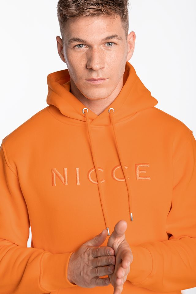 Nicce MERCURY HOOD 001-3-02-08-0251 FLAME ORANGE 001-3-02-08-0251-FLAME ORANGE