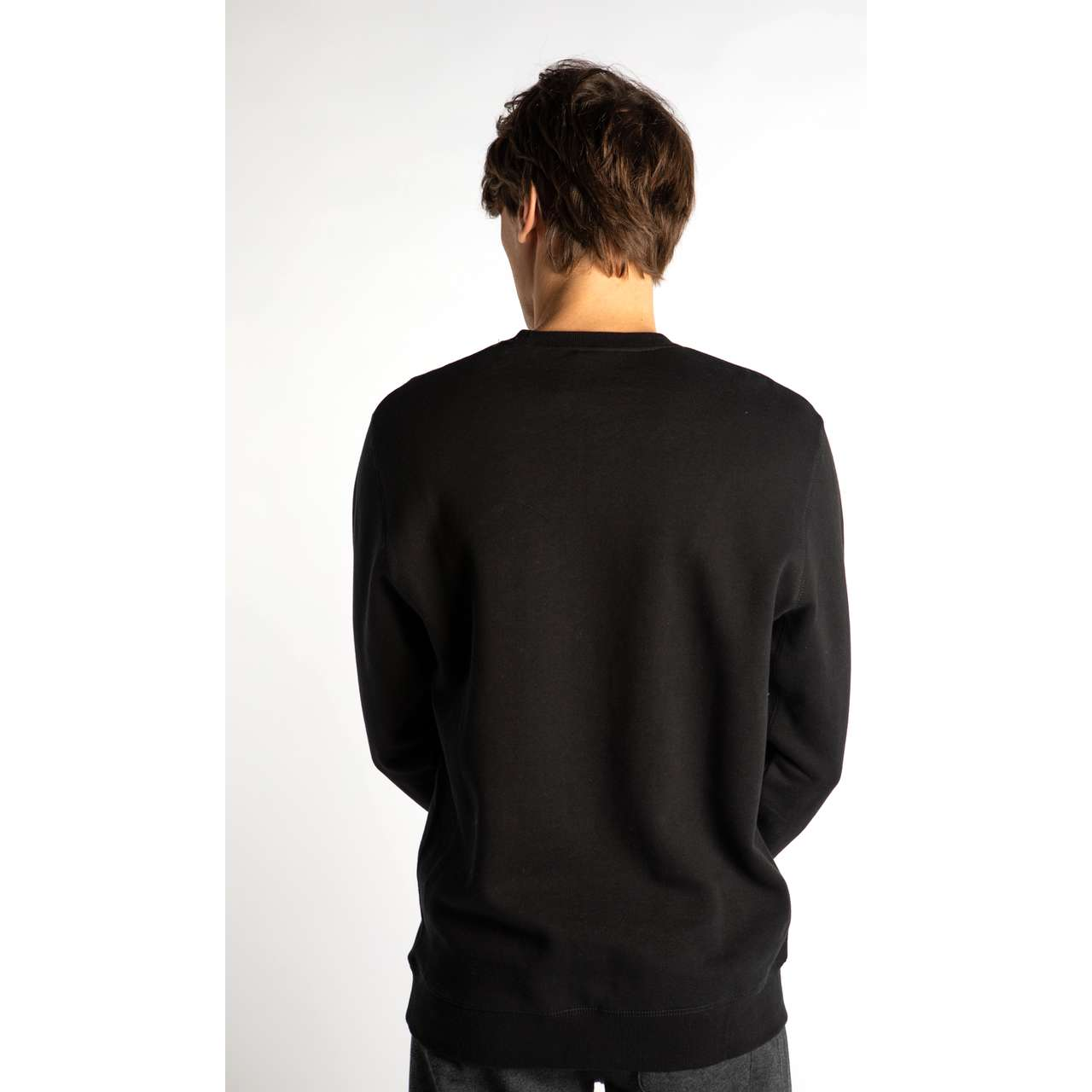Bluza Russell Athletic  <br/><small>CREWNECK SWEATSHIRT 099 BLACK </small>  A90862-099