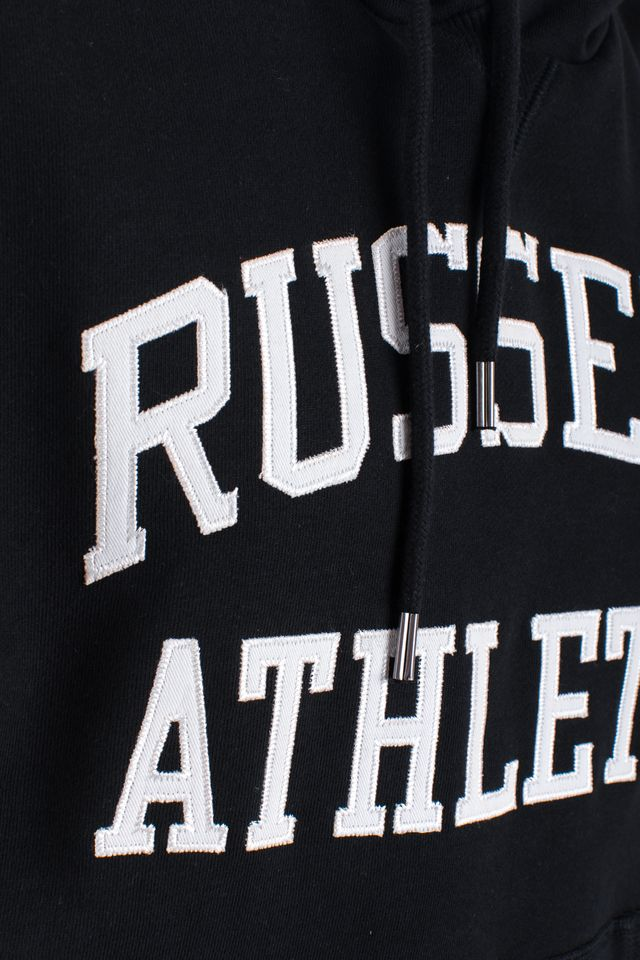 Bluza Russell Athletic  <br/><small>HOODY SWEATSHIRT 099 BLACK </small>  A90041-099