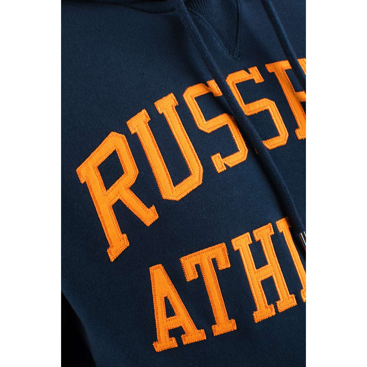 Bluza Russell Athletic  <br/><small>HOODY SWEATSHIRT 290 NAVY </small>  A90041-290