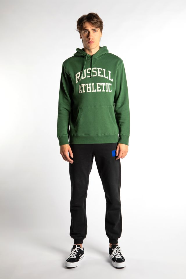 Bluza Russell Athletic  <br/><small>PULL OVER HOODY 263 PINE GREEN </small>  A90872-263