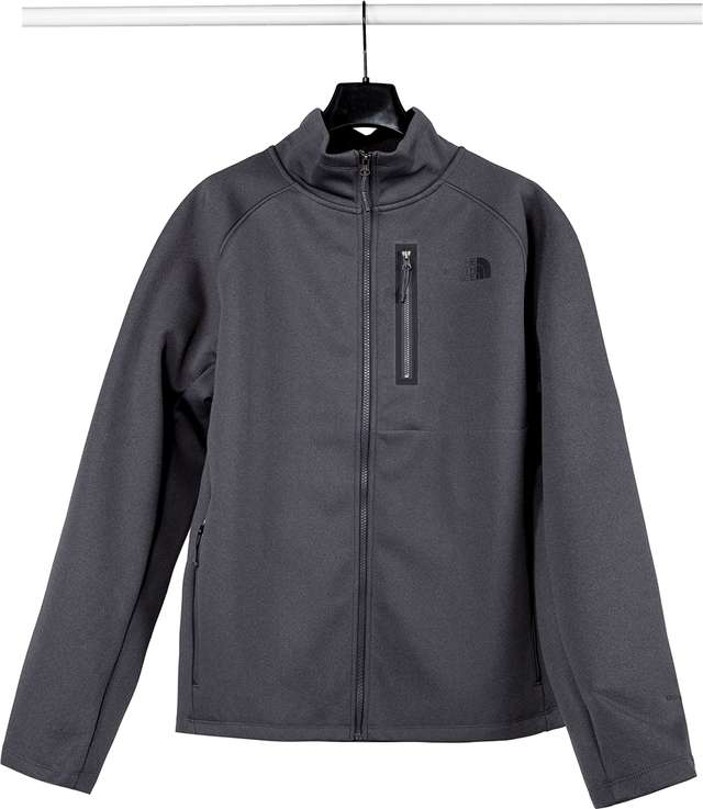 The North Face M CANYONLANDS FULL ZIP TNF DARK T92TXIDYZ