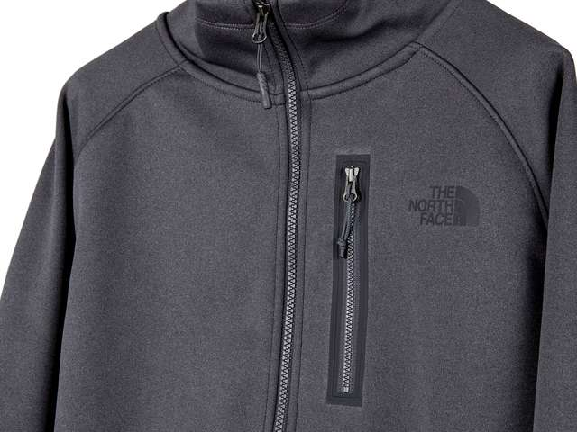 Bluza The North Face  <br/><small>M CANYONLANDS FULL ZIP TNF DARK </small>  T92TXIDYZ