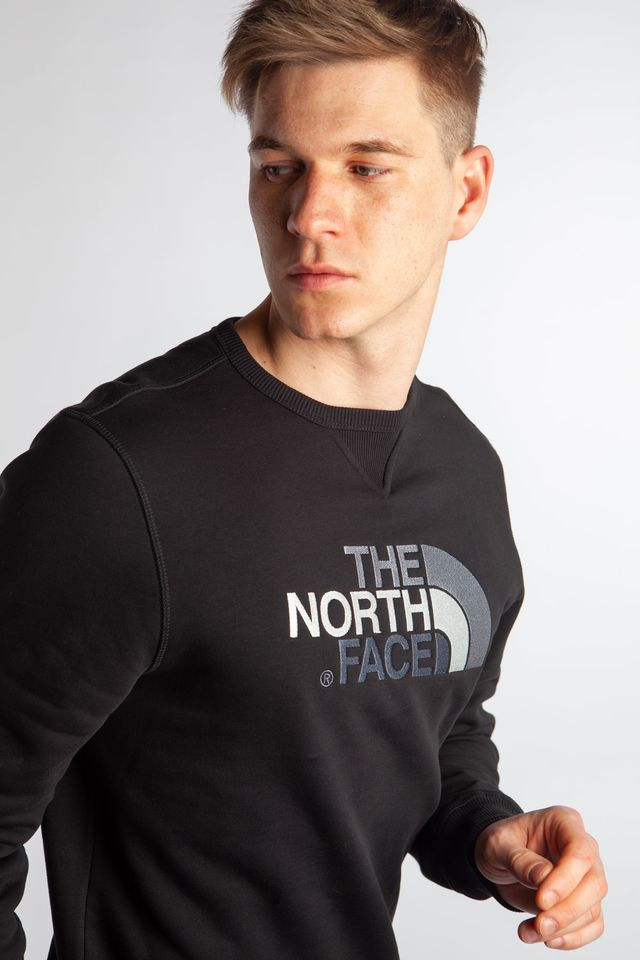 The North Face DREW PEAK CREW JK3 TNF BLACK T92ZWRJK3