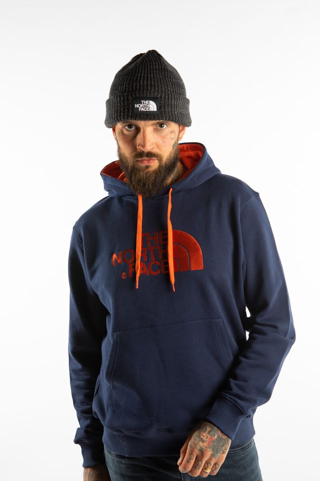 Bluza The North Face  <br/><small>DREW PEAK PLV HD JC6 MONTAGUE BLUE </small>  NF00AHJYJC61