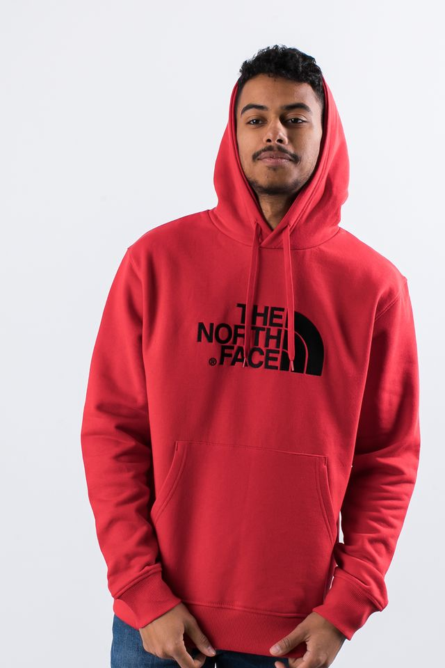 The North Face DREW PEAK PLV HD H3H SALSA RED T0AHJYH3H