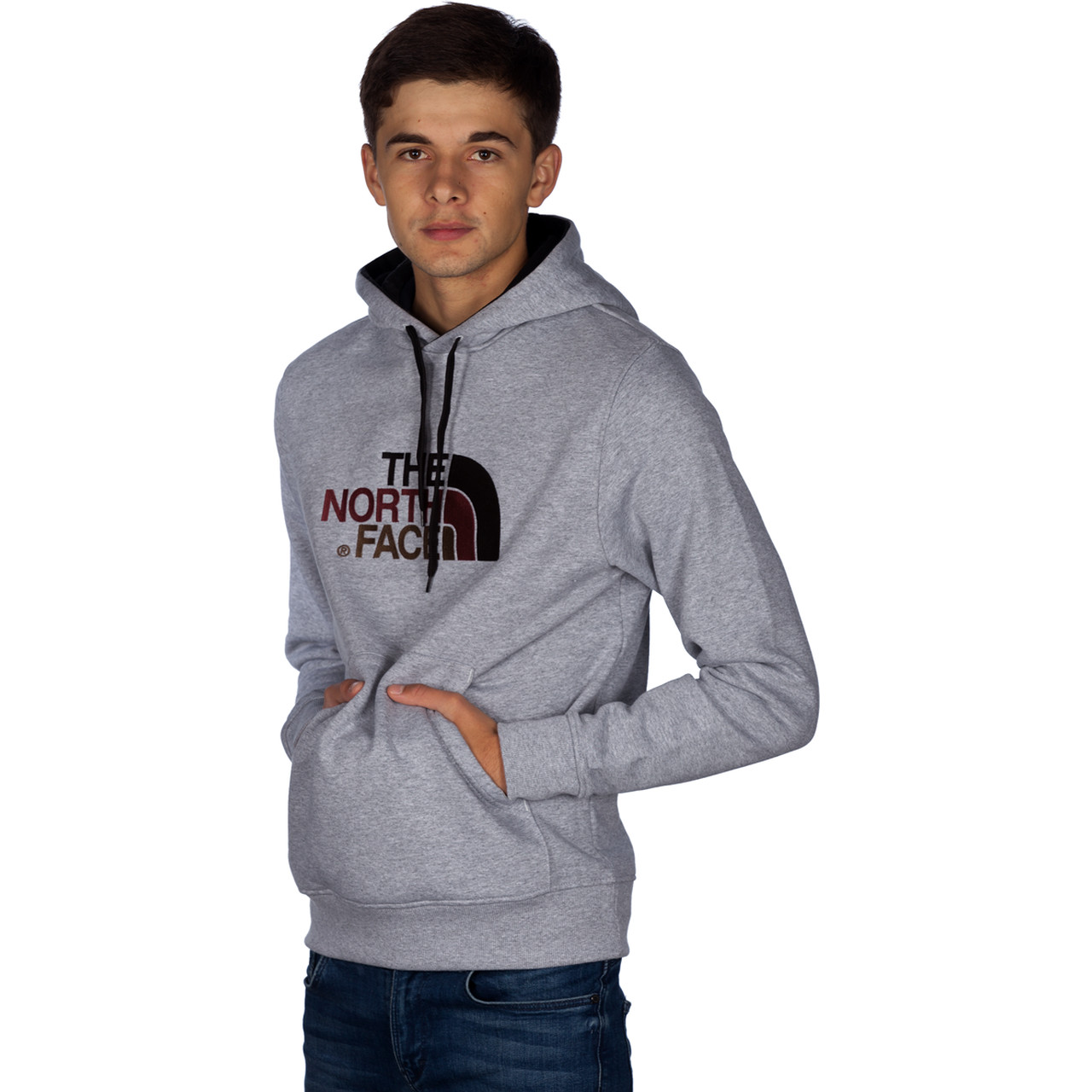 Bluza The North Face  <br/><small>M Drew Peak Pv Hood 054 </small>  T0AHJY054