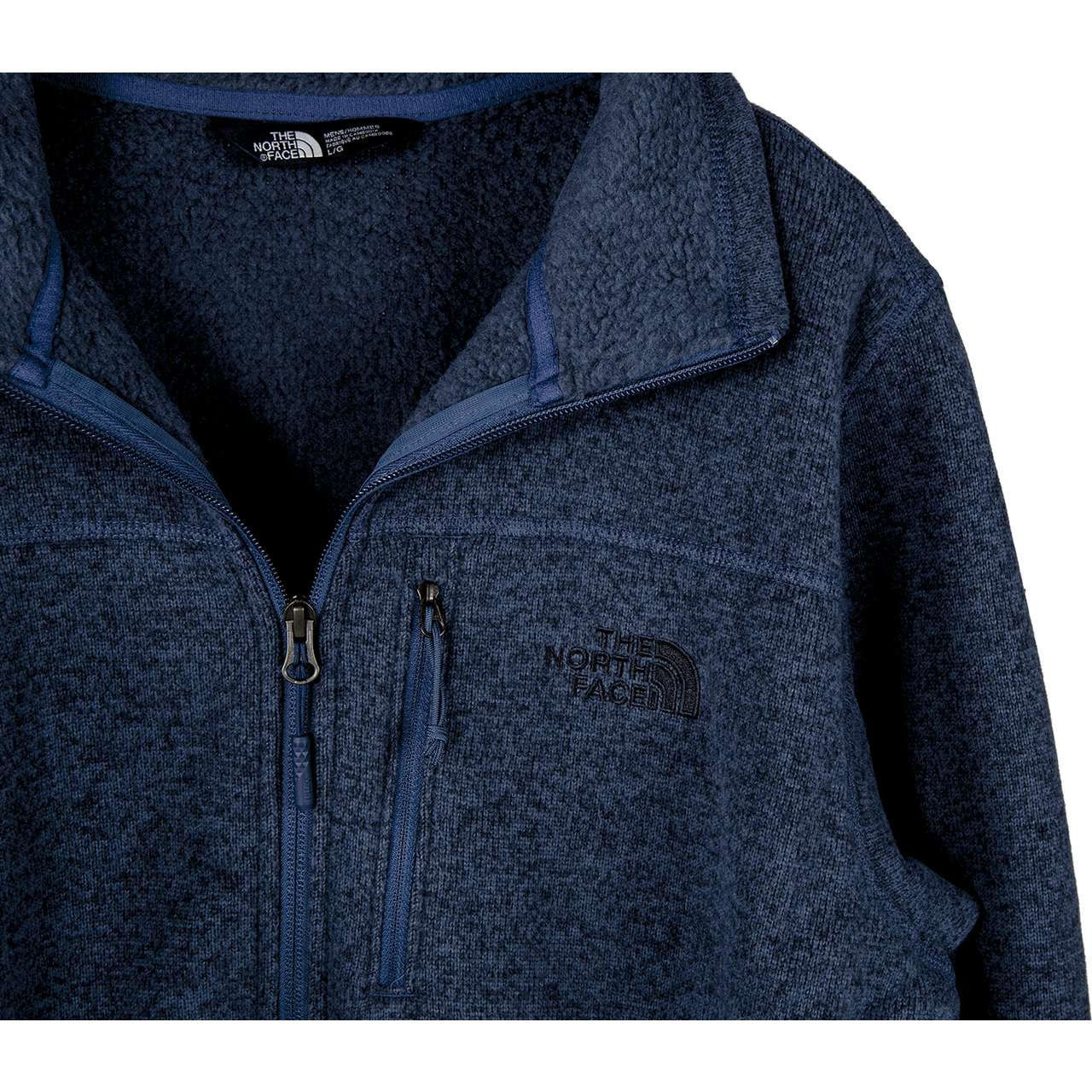 Bluza The North Face  <br/><small>M GORDON LYONS SHADY BLUE </small>  T933R5HKW