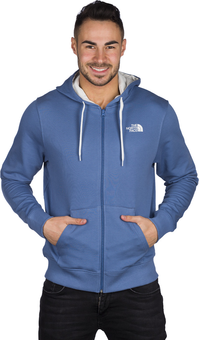 Bluza z kapturem The North Face  <br/><small>M Open Gate Full Zip Hood LT EGC </small>  T0CEP7EGC