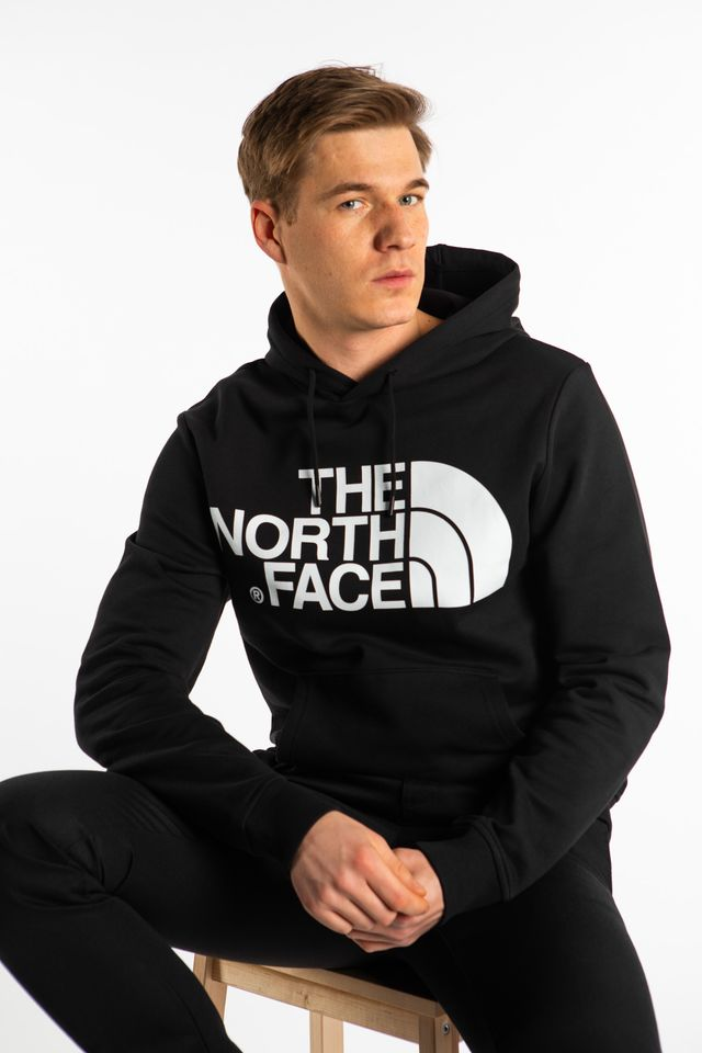 The North Face STANDARD HOODIE JK3 TNF BLACK NF0A3XYDJK3