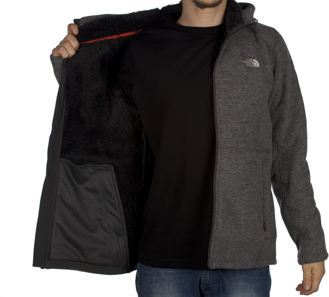 Bluza The North Face  <br/><small>M Zermatt Fz Hd 054 </small>  T0A8NC054