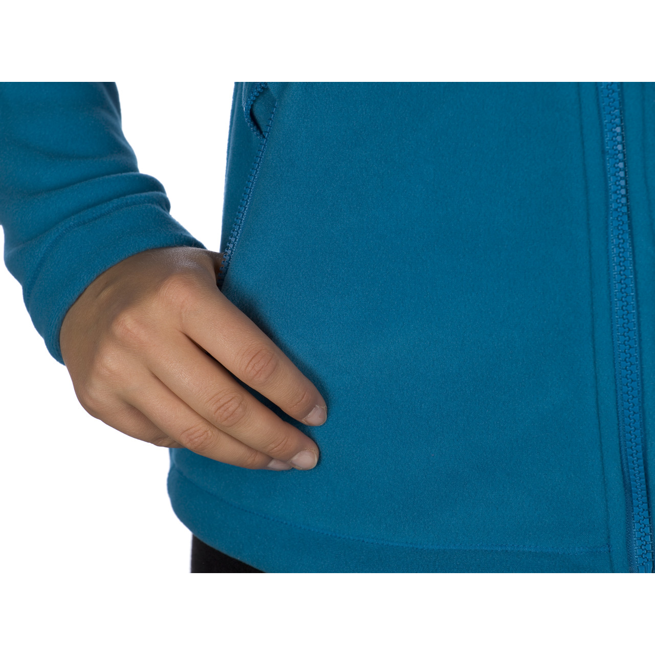 Bluzy The North Face  <br/><small>W 100 Glacier Full Zip D7Q </small>  T0A6LBD7Q