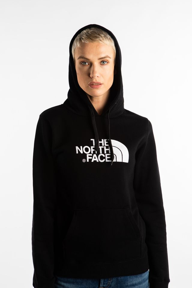 The North Face W DREW PEAK PULL HD KY4 BLACK NF00A8MUKY41