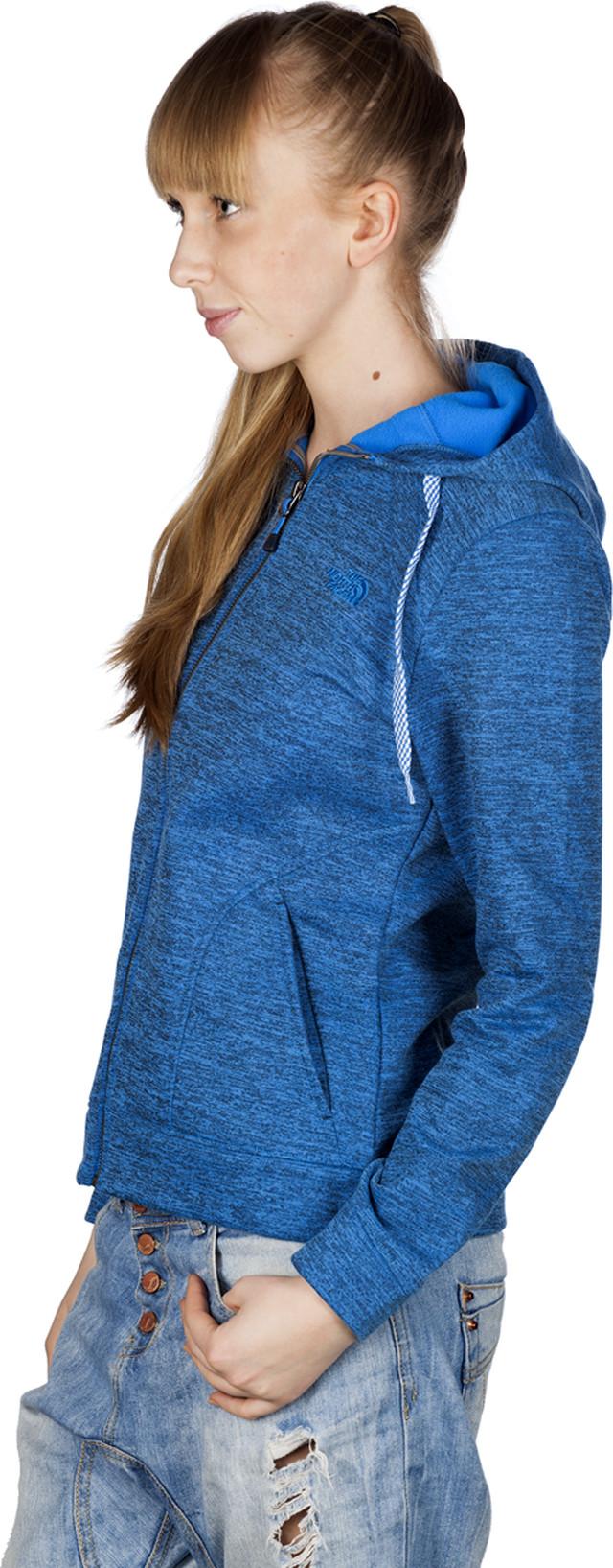 gorąca wyprzedaż fantastyczne oszczędności uznane marki Bluza The North Face W Kutum Full Zip Hoodie W1H - eastend.pl