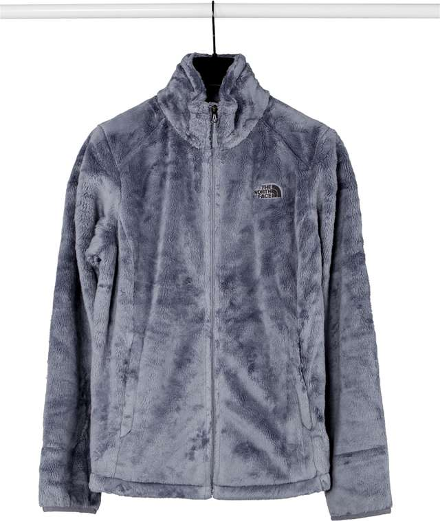 The North Face W OSITO 2 JACKET MID GREY T0C782V3T