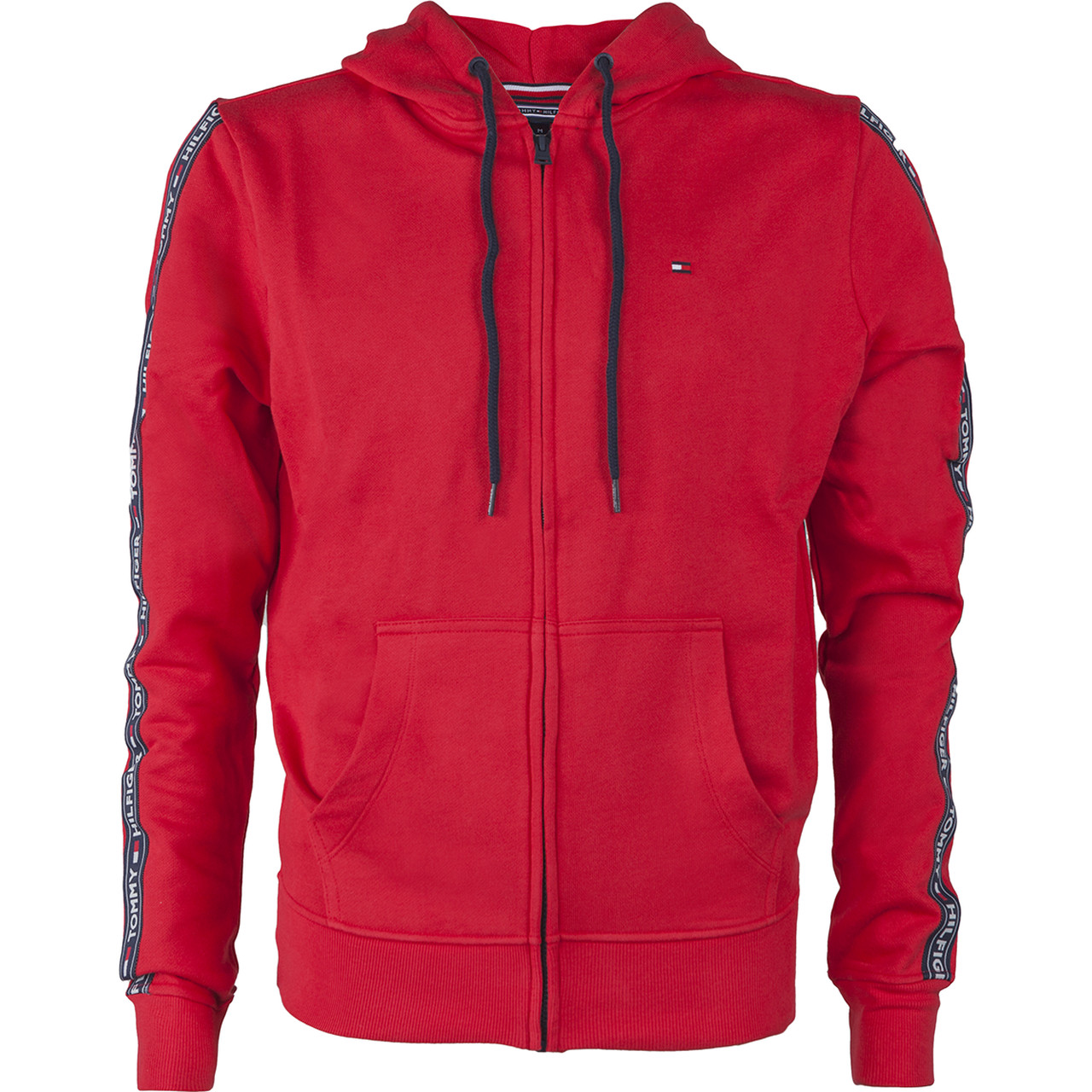 Bluza Tommy Hilfiger  <br/><small>HOODY LS HWK 611 TANGO RED </small>  UM0UM00708-611