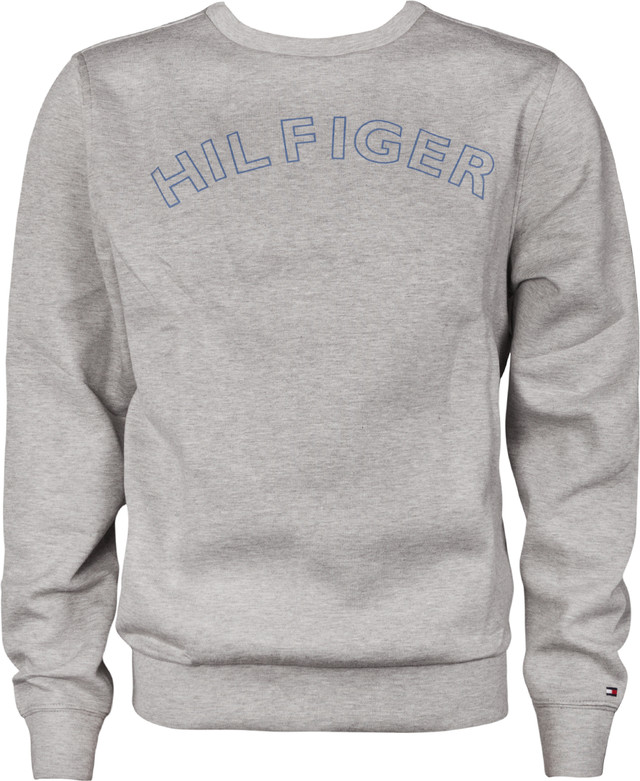 Tommy Hilfiger TRACK TOP 004 GREY HEATHER UM0UM00572-004