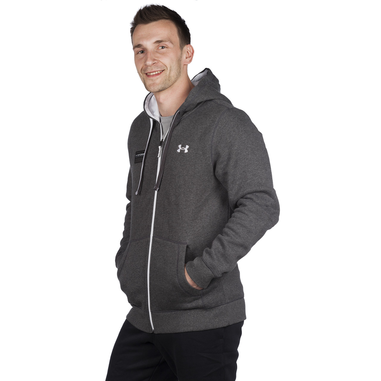 Bluza z kapturem Under Armour  <br/><small>CC Storm Terminator FZ 090 </small>  1250784-090