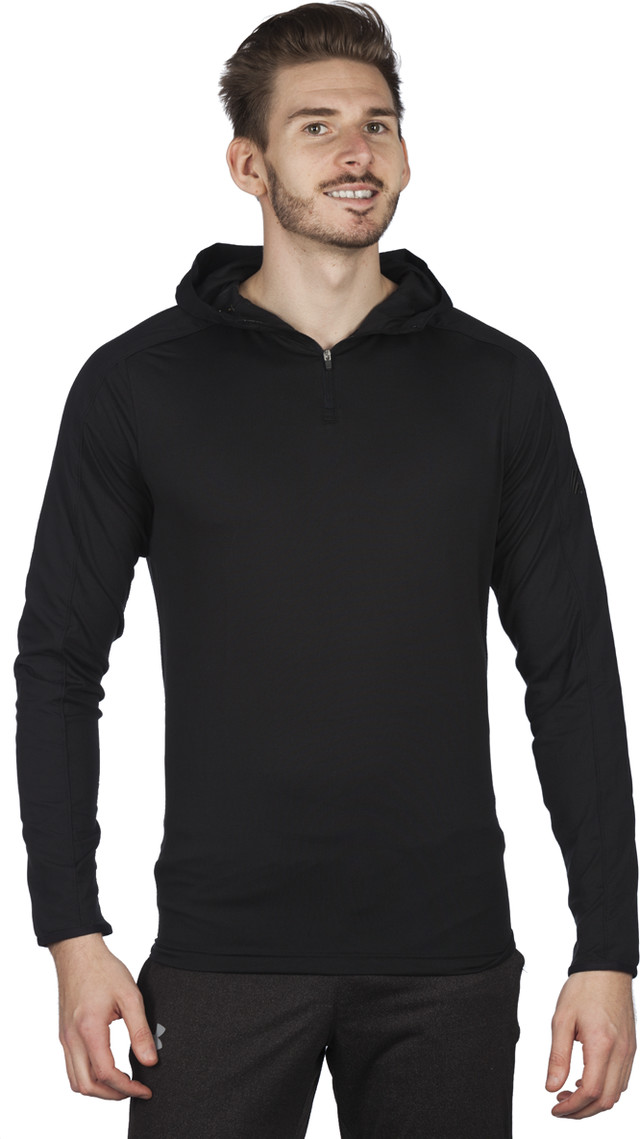Bluza Under Armour  <br/><small>CP LW Hooded 1/4 Zip 001 </small>  1271955-001