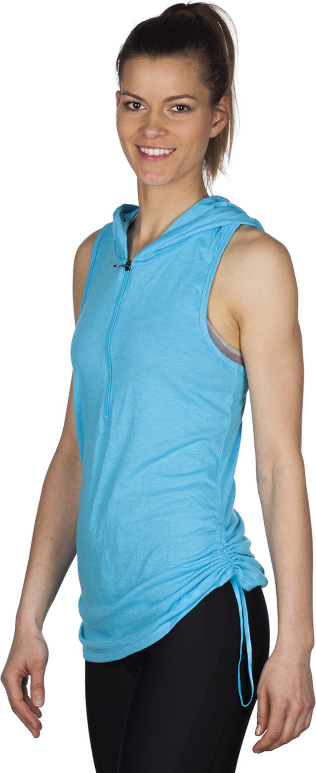 Under Armour  <br/><small>Perfect Sleeveless Hoody 458 </small>  1255843-458