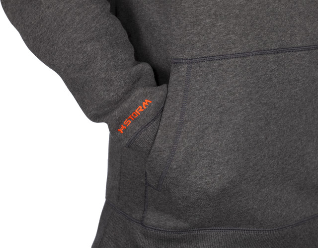 Bluza Under Armour  <br/><small>Rival Storm Graphic Hoody 090 </small>  1255824-090