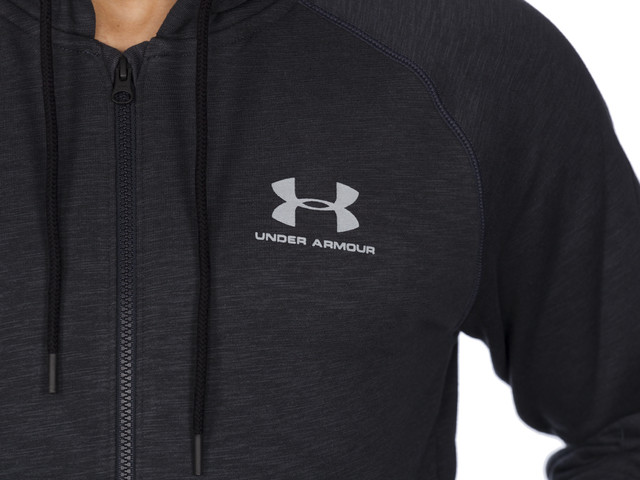 Bluza Under Armour  <br/><small>Sportstyle F Z Tri Hood 001 </small>  1290255-001