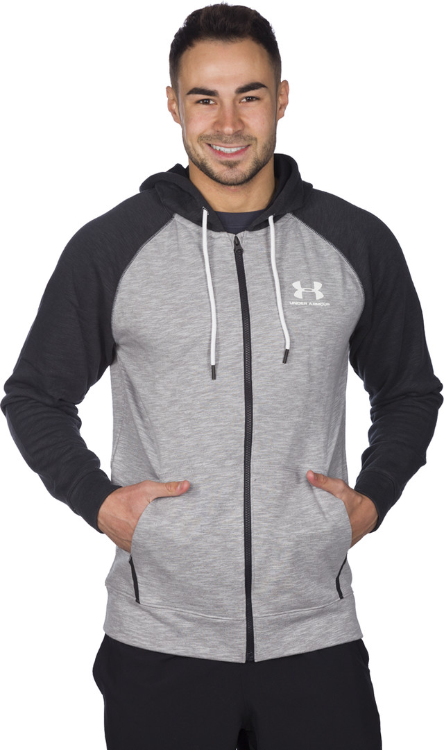 Bluza Under Armour  <br/><small>Sportstyle F Z Tri Hood 035 </small>  1290255-035