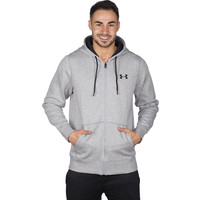 Bluza Under Armour Storm Rival Cotton Full Zip 025